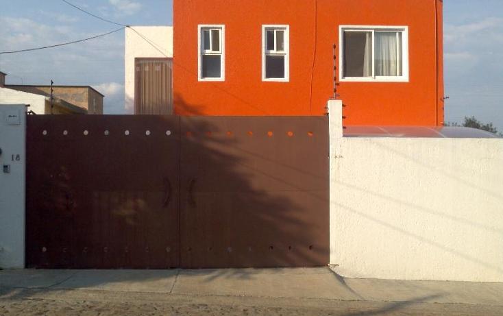 Foto de casa en venta en  9, lomas de zompantle, cuernavaca, morelos, 388014 No. 01