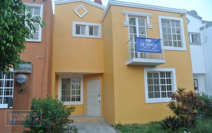 Foto de casa en venta en las mandarinas, fraccionamiento los naranjos #lote 9 - manzana 3, el cedro, 9, los naranjos, nacajuca, tabasco, 1944060 No. 01