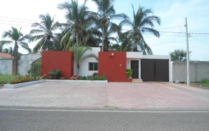 Foto de casa en venta en  9, nayarit, san blas, nayarit, 381022 No. 01