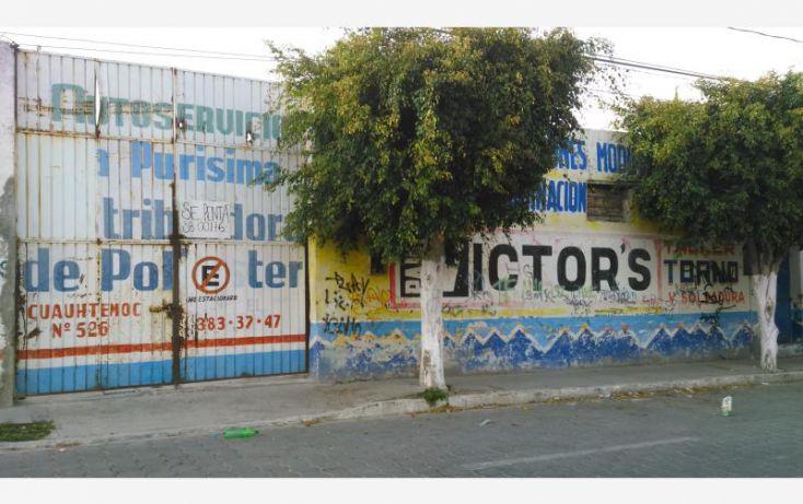Foto de terreno comercial en venta en 9 oriente 526, nicolás bravo, tehuacán, puebla, 996939 no 01