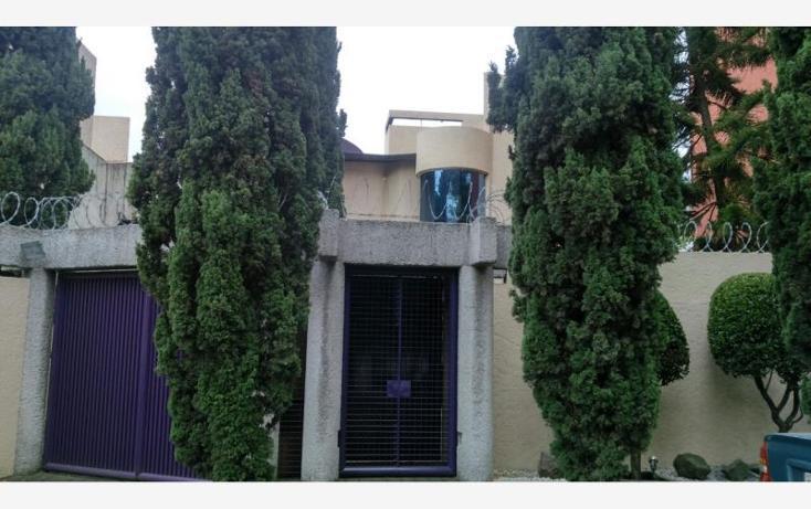 Foto de casa en venta en  9, paseo de las lomas, álvaro obregón, distrito federal, 1820000 No. 01
