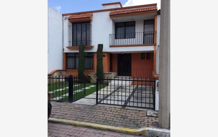 Foto de casa en venta en  9, paseos de cholula, san andr?s cholula, puebla, 1539974 No. 01