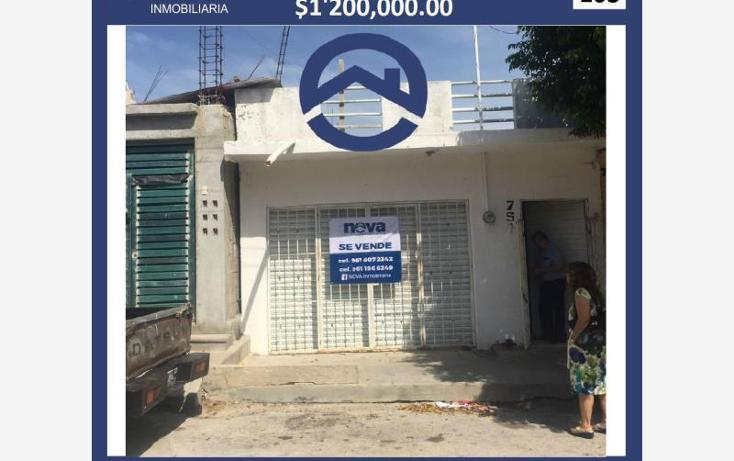 Foto de casa en venta en conocida 9, penipak, tuxtla gutiérrez, chiapas, 2709735 No. 01
