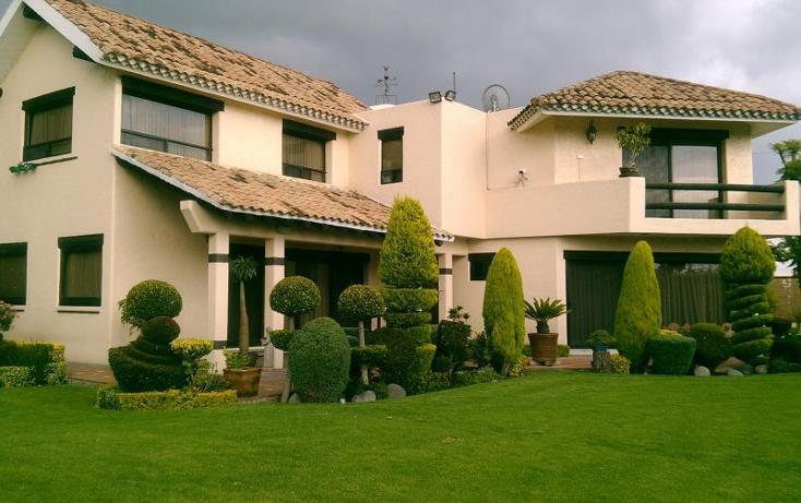 Foto de casa en venta en  9, san andrés cholula, san andrés cholula, puebla, 1387917 No. 01