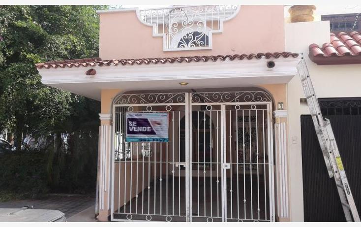 Foto de casa en venta en  9, san carlos, mazatlán, sinaloa, 1783392 No. 01