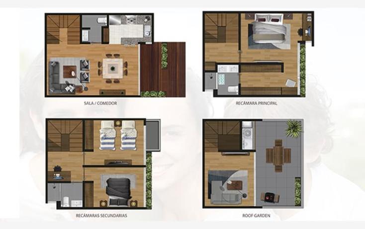 Foto de casa en venta en  9, san pedro de los pinos, benito juárez, distrito federal, 1710374 No. 07