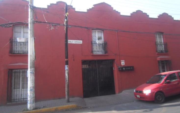 Foto de casa en renta en  90, la magdalena, la magdalena contreras, distrito federal, 1780044 No. 01