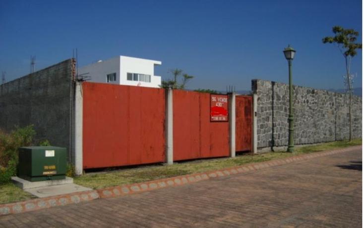 Foto de terreno habitacional en venta en  90, vista hermosa, cuernavaca, morelos, 1741172 No. 08