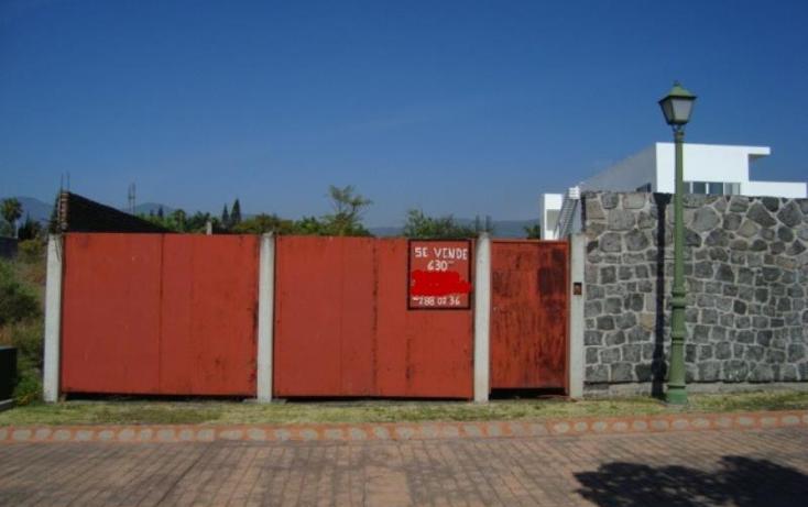 Foto de terreno habitacional en venta en  90, vista hermosa, cuernavaca, morelos, 1741172 No. 09