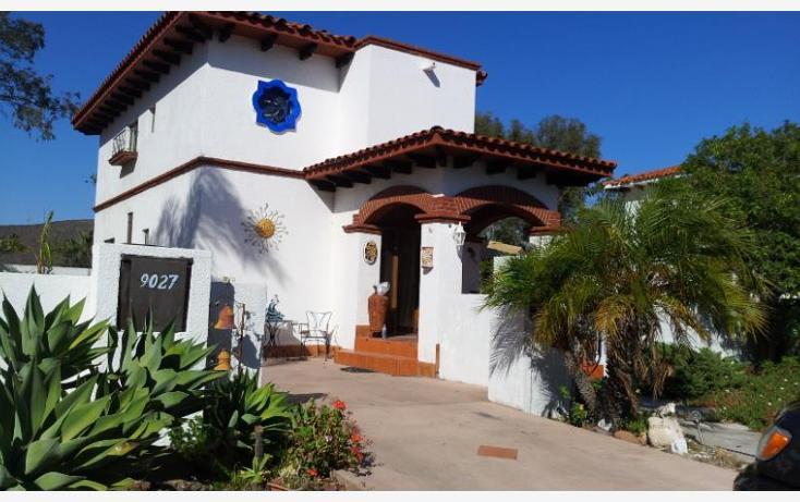 Foto de casa en venta en  9026, bajamar, ensenada, baja california, 1461143 No. 01