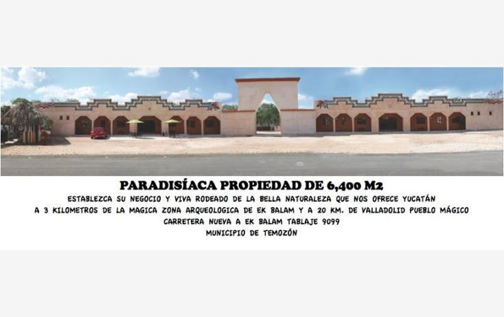 Foto de rancho en venta en  9099, temozon, temozón, yucatán, 1361497 No. 01