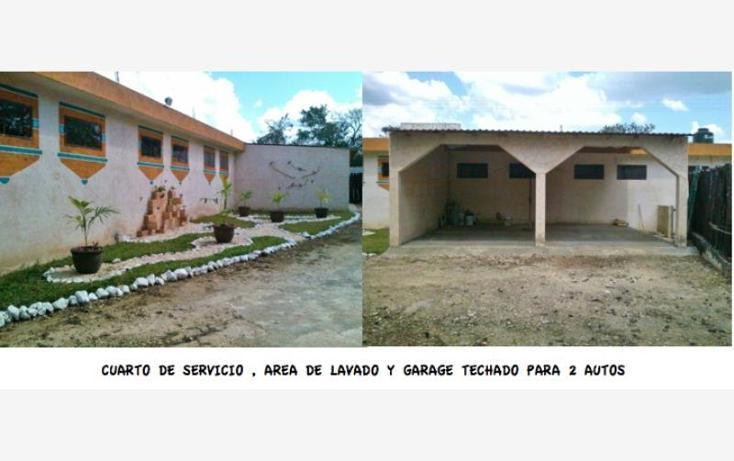 Foto de rancho en venta en  9099, temozon, temozón, yucatán, 1361497 No. 14