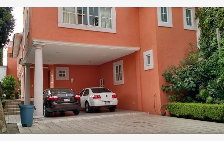 Foto de casa en venta en  91, romero de terreros, coyoacán, distrito federal, 1352485 No. 02