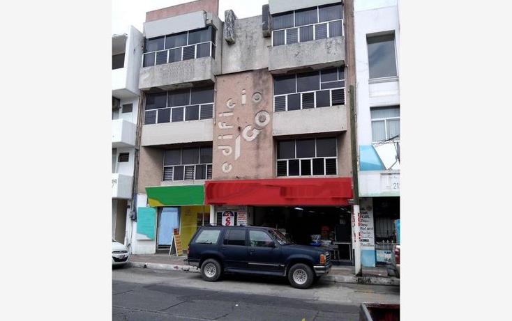 Foto de edificio en venta en  91, tepic centro, tepic, nayarit, 1648986 No. 01