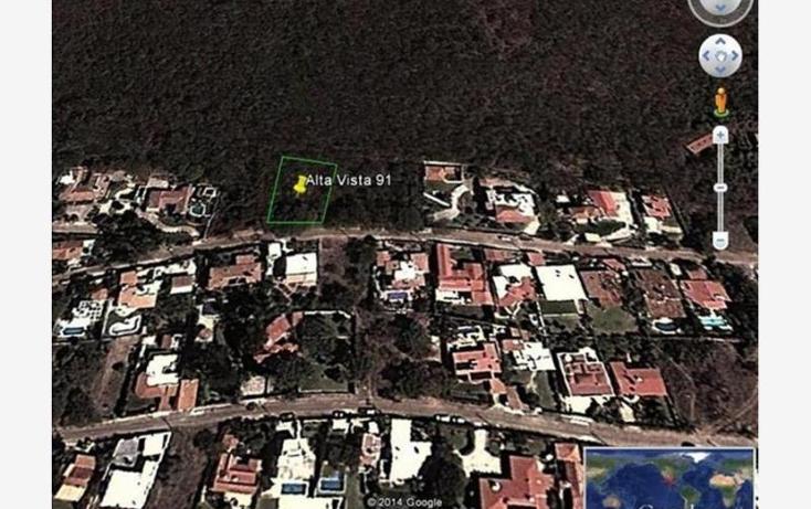 Foto de terreno habitacional en venta en  91, vista del lago (country club), chapala, jalisco, 799947 No. 01