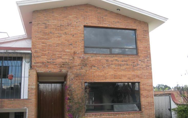 Foto de casa en renta en leona vicario 912, coaxustenco, metepec, méxico, 2687546 No. 01