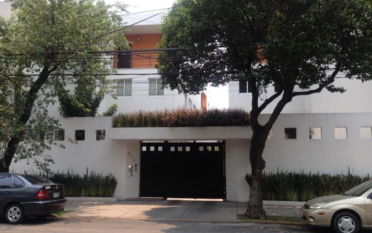 Foto de casa en venta en  912, del valle norte, benito ju?rez, distrito federal, 1849236 No. 01