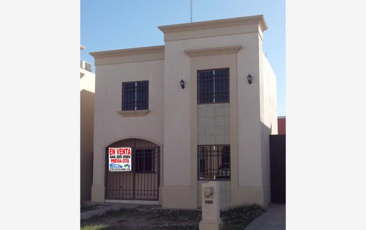 Foto de casa en venta en  912, puente real, cajeme, sonora, 841401 No. 01