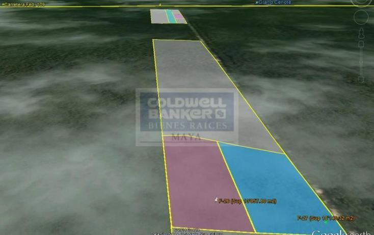 Foto de terreno habitacional en venta en  913, tulum centro, tulum, quintana roo, 328887 No. 04