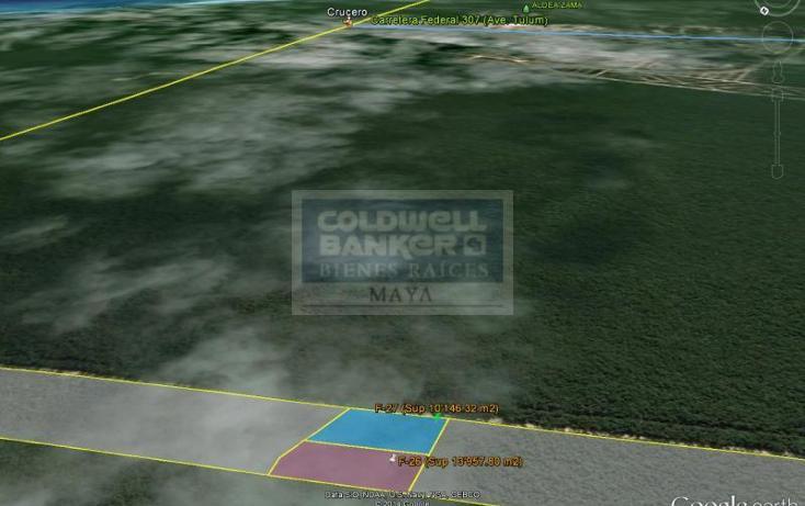 Foto de terreno habitacional en venta en  913, tulum centro, tulum, quintana roo, 328887 No. 05