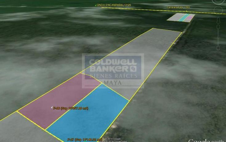 Foto de terreno habitacional en venta en  913, tulum centro, tulum, quintana roo, 328887 No. 07
