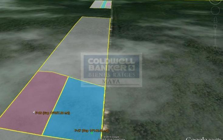 Foto de terreno habitacional en venta en  913, tulum centro, tulum, quintana roo, 328887 No. 08