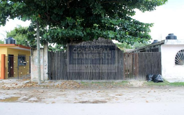Foto de terreno habitacional en venta en  913, tulum centro, tulum, quintana roo, 329734 No. 01
