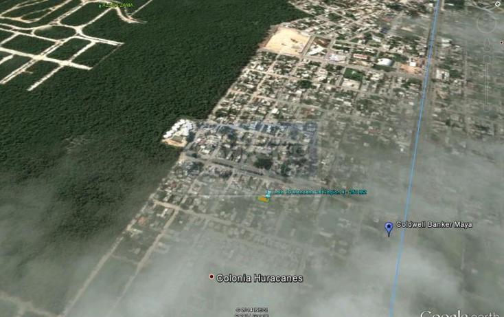 Foto de terreno habitacional en venta en  913, tulum centro, tulum, quintana roo, 329734 No. 08