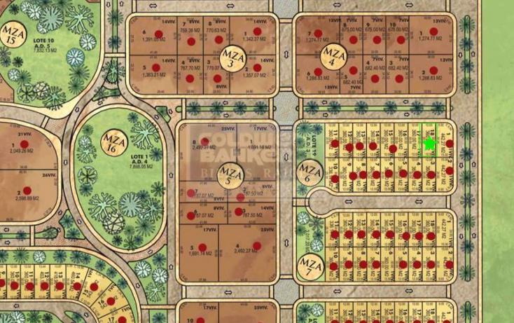Foto de terreno habitacional en venta en  913, tulum centro, tulum, quintana roo, 714523 No. 03