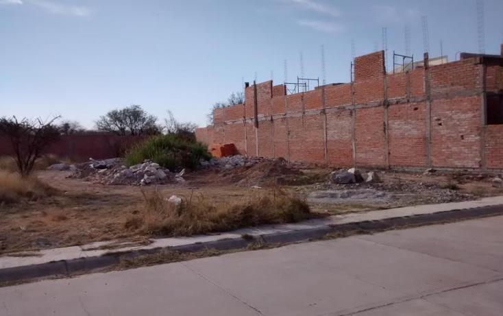 Foto de terreno habitacional en venta en  914, valle del campanario, aguascalientes, aguascalientes, 2010302 No. 03