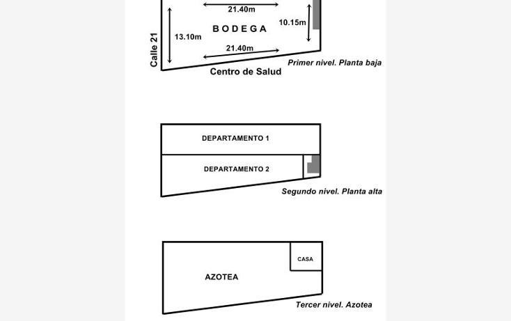 Foto de edificio en venta en calle 21 915, córdoba centro, córdoba, veracruz de ignacio de la llave, 373670 No. 03