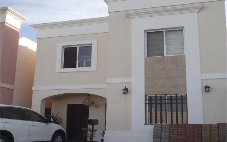 Foto de casa en venta en  915, puente real, cajeme, sonora, 908347 No. 01