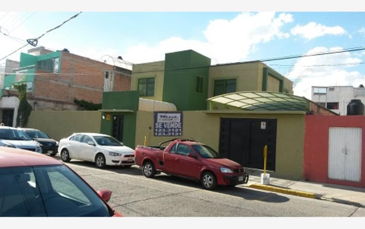 Foto de casa en venta en  916, alamitos, san luis potosí, san luis potosí, 820303 No. 01
