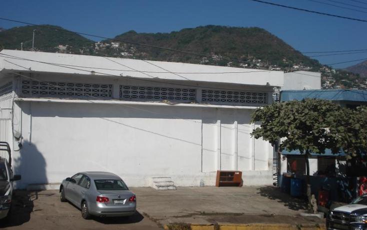 Foto de bodega en renta en  92, ejido nuevo, acapulco de juárez, guerrero, 372726 No. 01