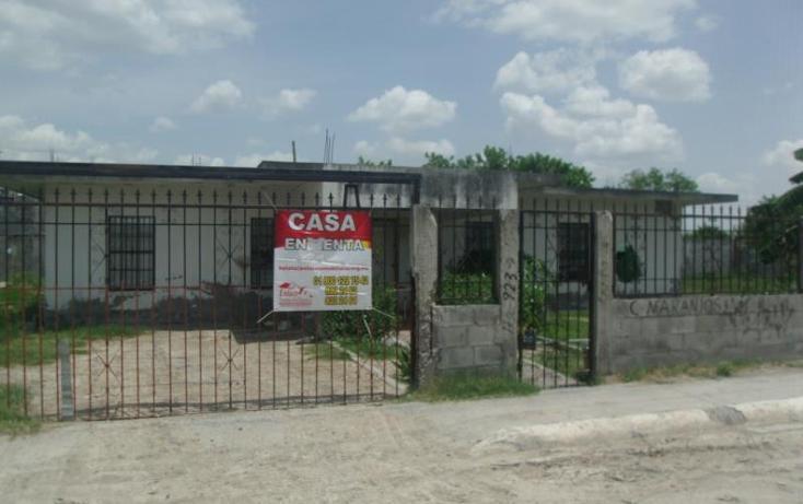 Foto de casa en venta en  923, esperanza, reynosa, tamaulipas, 526743 No. 02