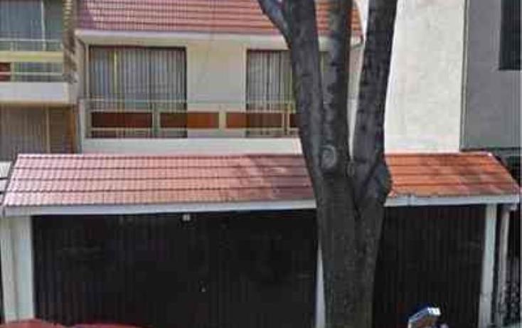Foto de casa en venta en doctor nabor carrillo 94, olivar de los padres, álvaro obregón, distrito federal, 2688426 No. 01