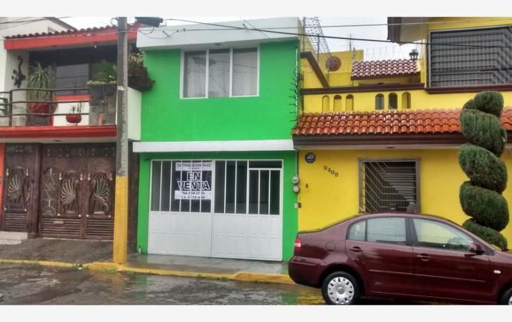 Foto de casa en venta en  9406-2, villa frontera, puebla, puebla, 1612016 No. 01