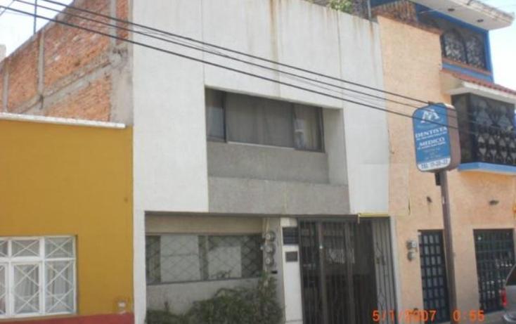Foto de casa en venta en  950, tequisquiapan, san luis potos?, san luis potos?, 626181 No. 01
