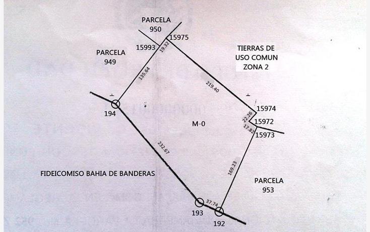 Foto de terreno habitacional en venta en parcela 952, sayulita, bahía de banderas, nayarit, 562614 No. 03