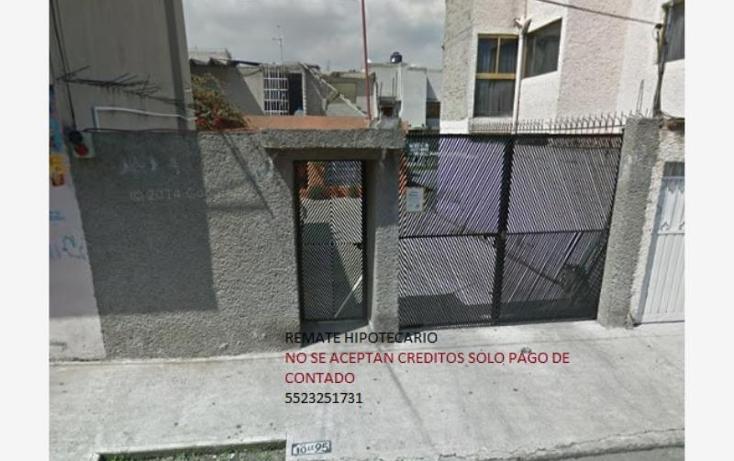 Foto de casa en venta en  95-b manzana, leyes de reforma 1a sección, iztapalapa, distrito federal, 2751434 No. 02