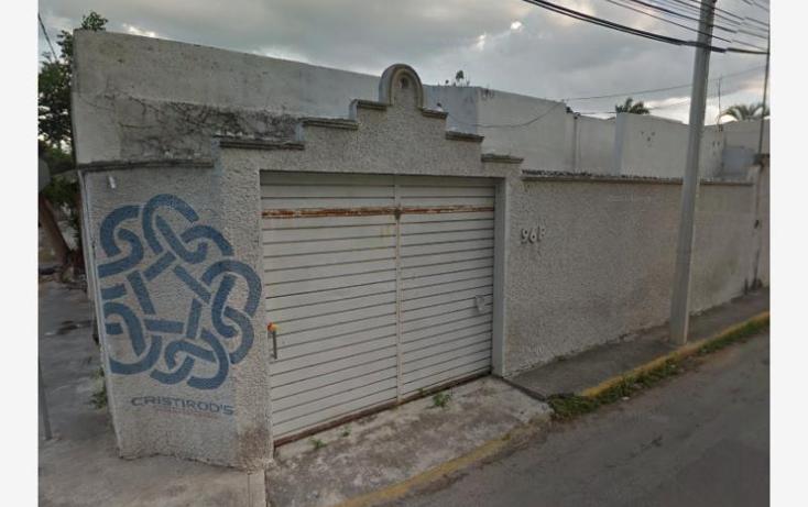Foto de casa en venta en  96f, chuburna de hidalgo iii, mérida, yucatán, 1703416 No. 01