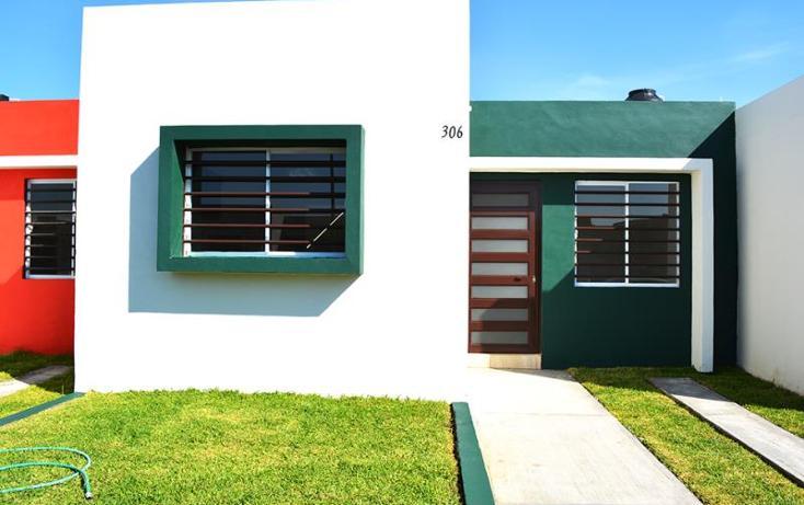 Foto de casa en venta en  970, villa flores, villa de álvarez, colima, 1676146 No. 01