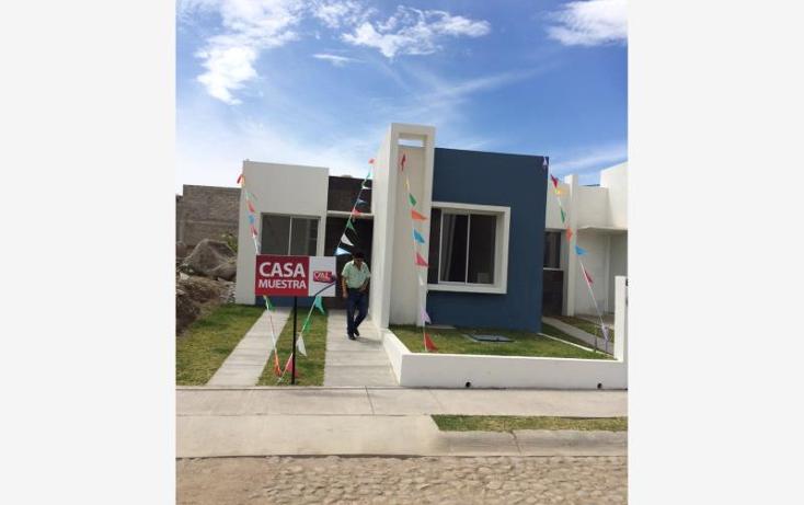 Foto de casa en venta en  970, villa flores, villa de ?lvarez, colima, 1730024 No. 01