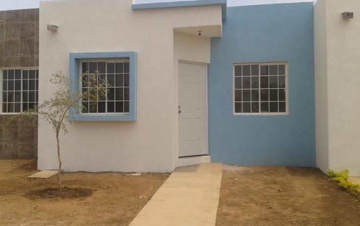 Foto de casa en venta en  970, villa flores, villa de álvarez, colima, 1735768 No. 01