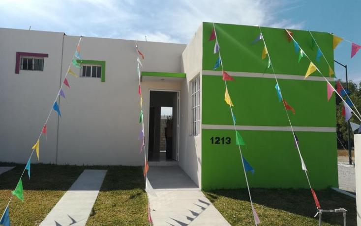 Foto de casa en venta en diamante 970, villa flores, villa de álvarez, colima, 758241 No. 01