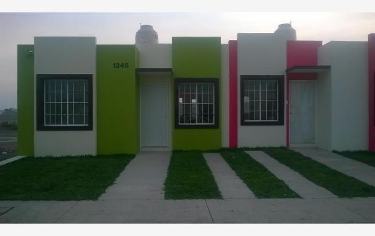 Foto de casa en venta en  970, villa flores, villa de álvarez, colima, 758241 No. 01