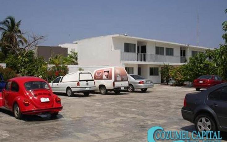 Foto de edificio en venta en hotel aguilar, calle 3 sur entre 5a avenida y rafael e. melgar # 98, cozumel, cozumel, quintana roo, 1155309 No. 02