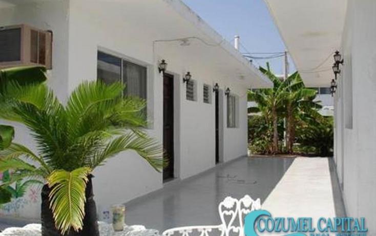 Foto de edificio en venta en hotel aguilar, calle 3 sur entre 5a avenida y rafael e. melgar # 98, cozumel, cozumel, quintana roo, 1155309 No. 03