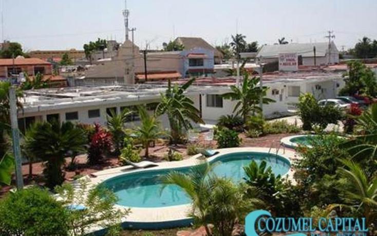 Foto de edificio en venta en hotel aguilar, calle 3 sur entre 5a avenida y rafael e. melgar # 98, cozumel, cozumel, quintana roo, 1155309 No. 05
