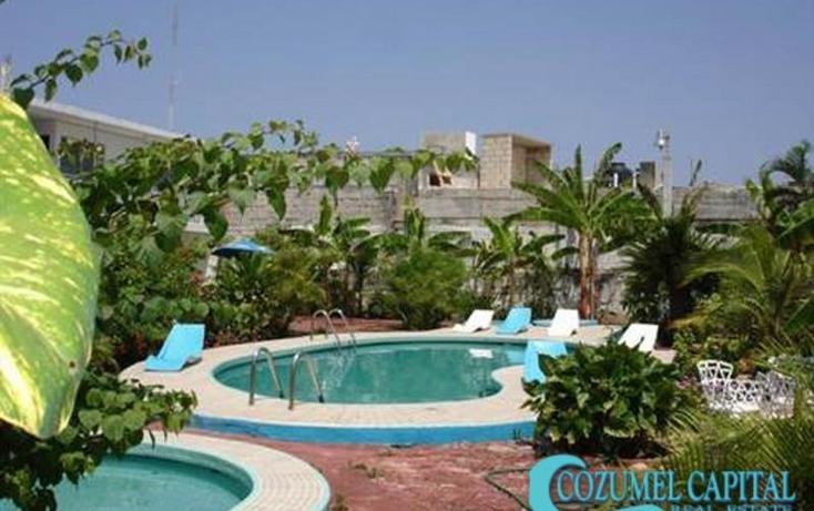 Foto de edificio en venta en hotel aguilar, calle 3 sur entre 5a avenida y rafael e. melgar # 98, cozumel, cozumel, quintana roo, 1155309 No. 06